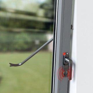 Schüco SoundGuard Fensteralarm 100dB weiß systemunabhängig