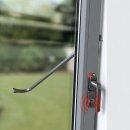 Schüco SoundGuard Fensteralarm 100dB weiß...
