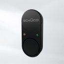 Schüco SoundGuard Glasbruchmelder 100dB schwarz systemunabhängig